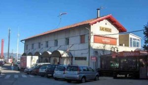 Estación de Las Rozas - fotografía masvive.com